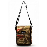 TONGA Sling Bag [32CC001408] - Brown/Camo - Sling-Bag Pria